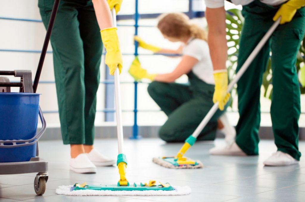 limpieza de oficinas en Ferrol